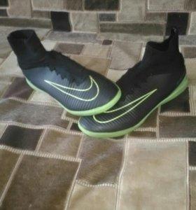 Футзалки Nike MERKURIAL X, полу-профы