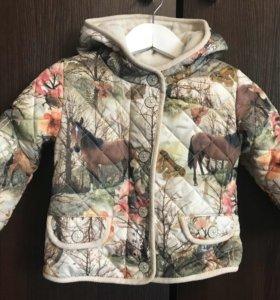 Куртка Next для девочки