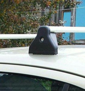 Багажник на Opel Corsa