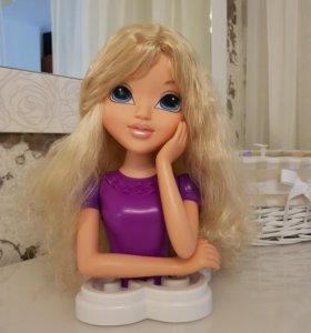 Кукла для создания причесок