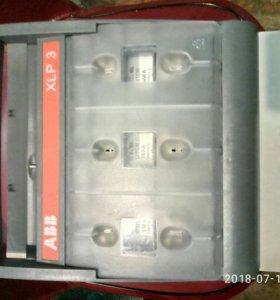 Рубильник ABB XLP 3 In - 630A