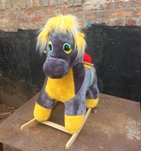 Качалка - лошадка
