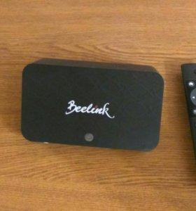 ТВ приставка,андроид-смарт тв Beelink R89