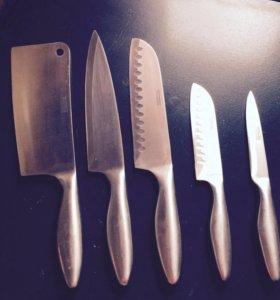 Ножи в наборе