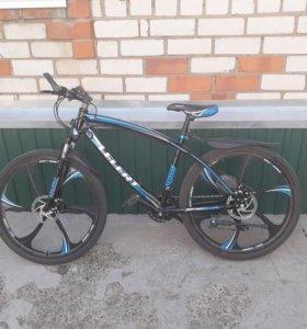 Велосипед 21 скоростной LELERT