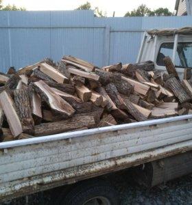 Продам дрова, Грузоперевозки.