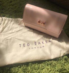 Новая сумочка Ted Baker нат. кожа