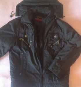 Куртка подростковая, демисезонная