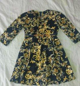 Платье 122 рост. Одевали один раз на утренник!!!