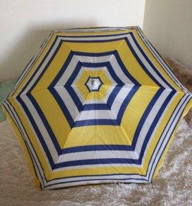 Новый пляжный зонт / торговый зонт