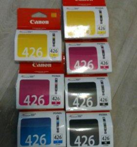 Картриджи для струйнoго принтера Canon