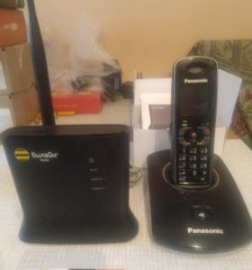 Комплект 4G WiFi Роутер Модем Телефон