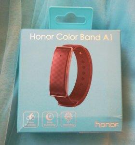 Фитнес—трекер Huawei Honor Band A1, черный