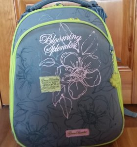 Школьный ортопедический рюкзак для девочек