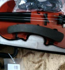 Электроакустическая Скрипка