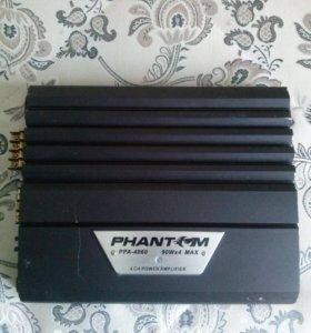 автоусилитель PHANTOM PPA-4090