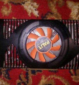 видеокартa PalitGeForce 9800 GT 512 mb ddr3