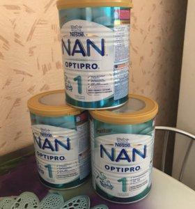Молочная смесь Nan1