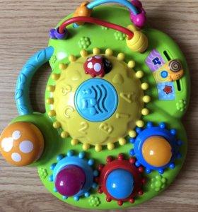 Музыкальная развивающая игрушка для малыша от 0