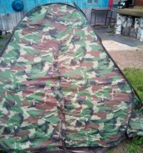 Палатка туристическая б/у