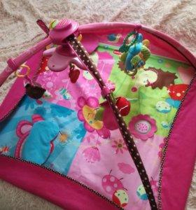 Развивающий коврик Tiny love «Моя принцесса»