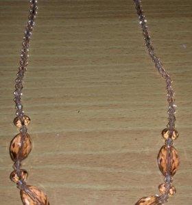 Ожерелье для девочек