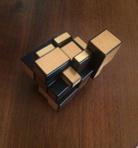 Продам кубик Рубика зеркальный ( если надо соберу)