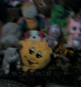 игрушки пакет