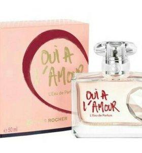 Продам парфюм Oui a l'Amour Yves