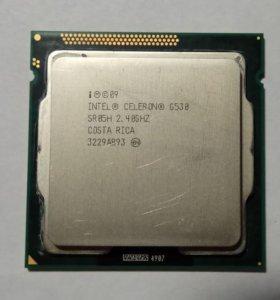 Intel Celeron G530 + Biostar H61MLV (1155)