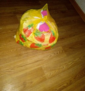 Отдадим детские вещи от 6мес за тортик