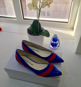 Туфли лодочки Fornarina