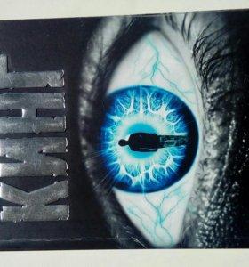 """Книга """"Мертвая зона"""" Стивен Кинг"""