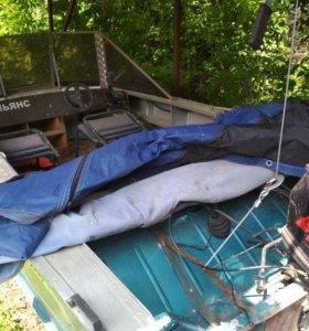 лодка Прогресс-4, двигатель тохатсу-40