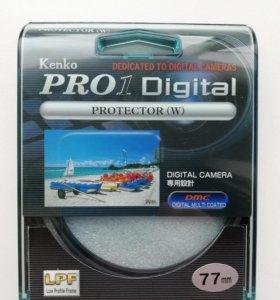 Светофильтр защитный Kenko PRO1 Digital PROTECTOR