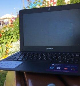 Ноутбук irbis nb33 4 ядра, SSD