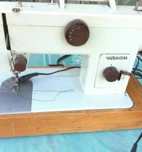 Швейная машина Чайка-134А