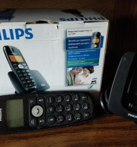 Телефон Philips xl3000