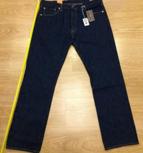 Джинсы Levis 501 made in The USA (W38 X L32)