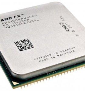 Процессор 6 ядер