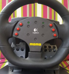 Momo racing Logitech