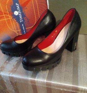 Туфли женские (кожа). Новые!!!