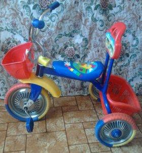 3-х колёсный велосипед «Чижик»