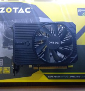 Zotac 1050 2gb DDR5