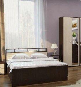 """Спальня с матрасом """"Саломея"""""""