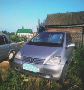 Mercedes-Benz A-Класс, 1998