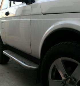 ВАЗ (Lada) 4x4, 2009