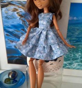 Платье для куклы Монстр Хай / Monster High