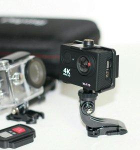 Экшн-Камера WiFi Daping 4K Новая.Супер комплект.