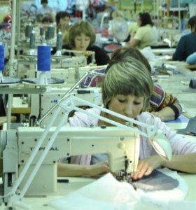 Производственные швейные машины со столами